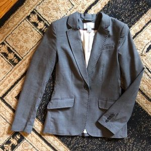 Size 4 H&M Plaid Blazer in Mint Condition